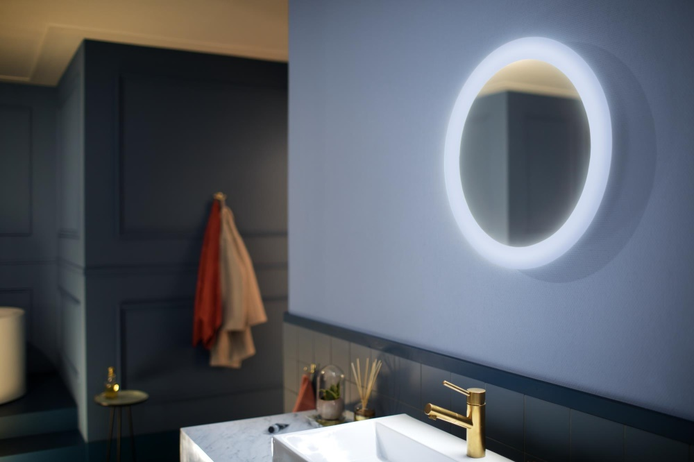 Buy Philips Hue Adore Wall Light With Mirror White Ip44 230v