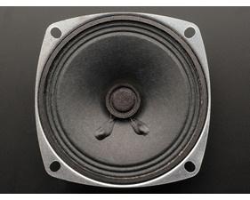 Speaker - 3 Diameter - 4 Ohm 3 Watt