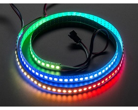 NeoPixel Digital RGB LED Strip 144 LED - 1m White - WHITE