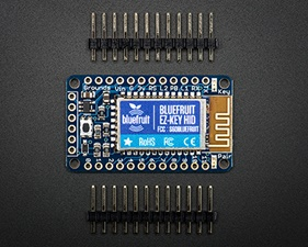 Bluefruit EZ-Key - 12 Input Bluetooth HID Keyboard Controller - v1.2