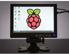 7 Display 1280x800 (720p) IPS + Speakers - HDMI/VGA/NTSC/PAL