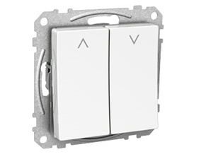 Schneider Exxact Jalusi Switch