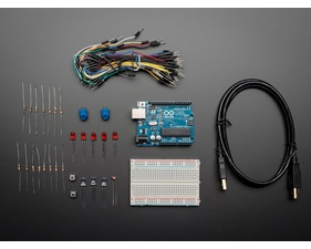 Adafruit Budget Pack for Arduino (Arduino Uno R3)