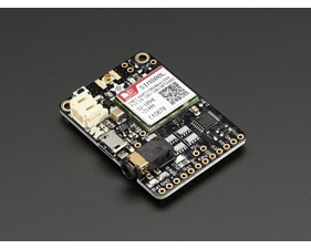 Adafruit FONA - Mini Cellular GSM Breakout uFL Version - v1