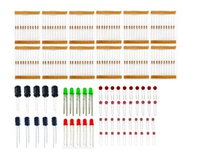 20 in 1 - Basic components mixed pack