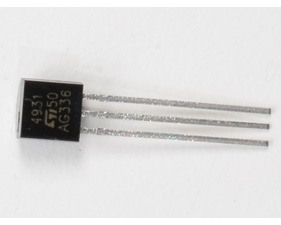 5.0V 250mA Linear Voltage Regulator - L4931-5.0 TO-92