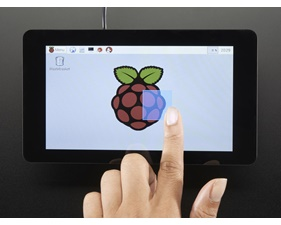 "Raspberry Pi 7"" Touchscreen LCD"