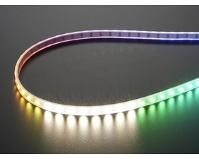 NeoPixel Digital RGBW LED Strip - White PCB 60 LED/m