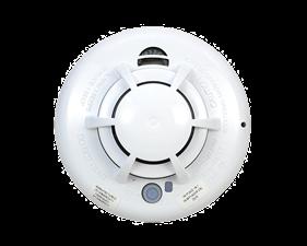 Smoke & Heat Detector 433 MHz