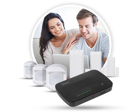 Vera Secure - The Smart Home Security Booster Bundle