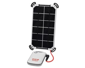 3.5 Watt Solar Charger Kit inc 4000mAh battery