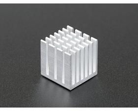 Kylfläns Aluminium till Raspberry Pi3