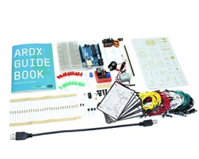 ARDX Seedstudio - The starter kit for Arduino