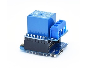 Relay shield V2 for WeMos D1 Mini