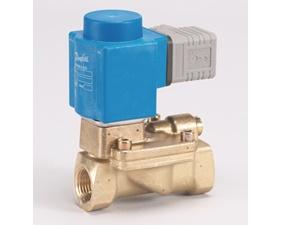 Danfoss EV220B15B - solenoid valve - 1/2 - 230V AC NC