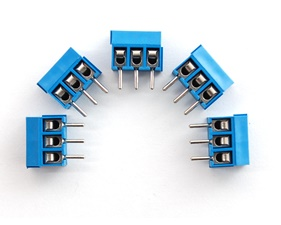 Terminal Block - 3-pin 3.5mm - pack of 5