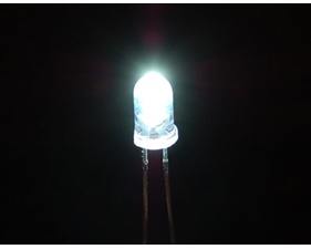 Cree high intensity white LED (5 pack)