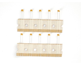 0.1uF ceramic capacitors - 10 pack
