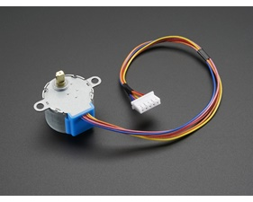 Small Reduction Stepper Motor - 5VDC 512 Step