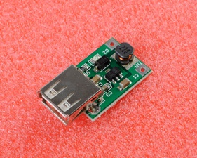 DC-DC Converter Step Up Boost Module 1-5V to 5V 500mA