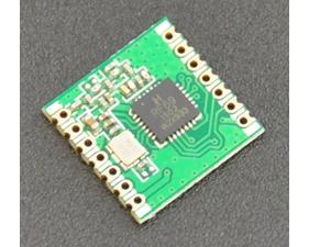 RFM69CW RF 433MHz Transceiver