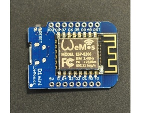 WeMos D1 mini - NodeMCU ESP8266 development board
