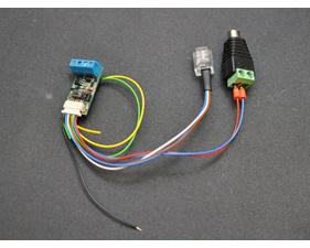 1wire-kontakterad Universal Sensor