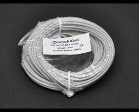 Kabel FK 1,5mm2, 20m, Grå
