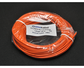 Kabel FK 1,5mm2, 20m, Orange