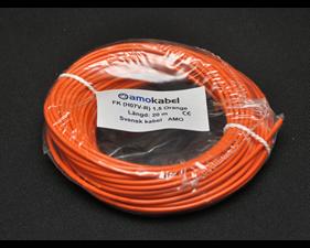 Kabel FK 1,5mm2, 20m, Orange