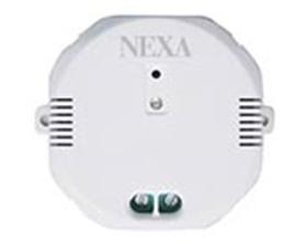 Dimmer fast installation Glödlampor/elektronisktransformator 250W - Nexa ECMR-250