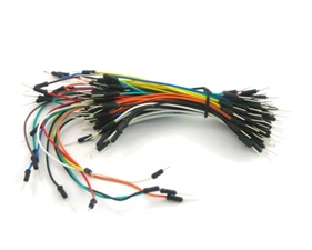 Breadboarding wire bundle 65pcs