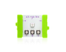 LittleBits RGB LED