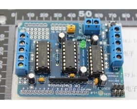 Motor/Stepper/Servo Shield for Arduino - assembeled