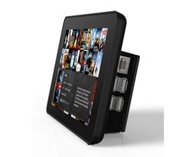 "Raspberry Pi 7 Touchscreen Case - Black"""