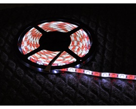 RGBW (Cold White) LED Weatherproof flexi-strip 60 LED/m - (1 m)