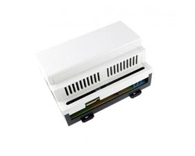 Raspibox Open Plus - DIN rail case for Pi A+, B+, 2 B, 3 B, Zero