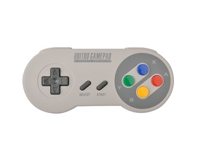 SFC30 Retro Gamepad - Bluetooth/USB