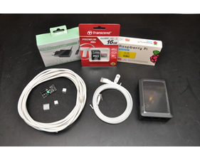 Starter Kit Raspberry Pi - 1wire