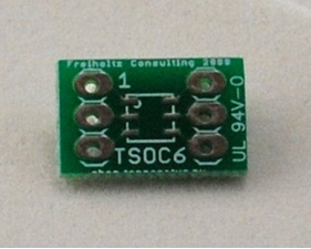 Kretskort TSOC6