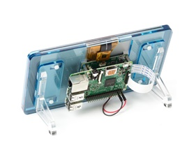 Raspberry Pi 7 Touchscreen Display Frame - Flotilla