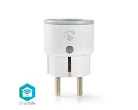 FYND Smart Plug slim med Energimätning 10A - WiFi