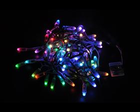X-Mas Lights by m.nu - dekorativ belysning på ett helt nytt sätt