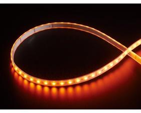 Analog RGBW LED Strip - RGB plus Warm White - 60 LED/m - ~3000K - Single Diode Version