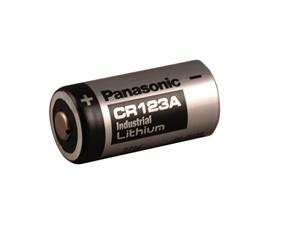 Batteri Lithium 3V CR123A