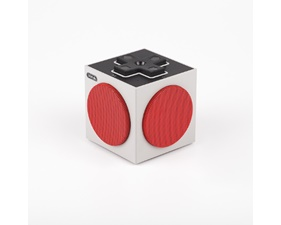 Retro Cube Bluetooth Speaker