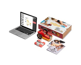 SAM Labs Curious Kit - Race and Play: Build and program your own cars and games