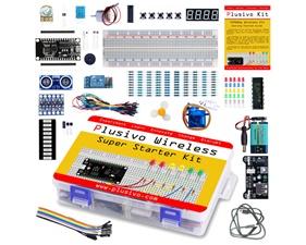 Startkit för elektronik (med ESP8266)