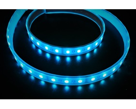 Analog RGBW LED Strip - RGB plus Cold White - 60 LED/m - ~6000K - Single Diode Version
