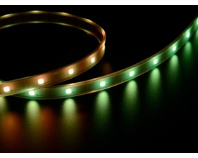 DotStar APA102 Digital LED Strip - 30 LED/m - Per Meter - WHITE